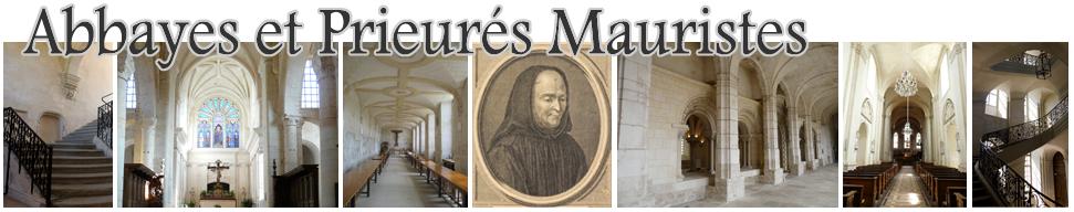 Abbayes et prieurés mauristes